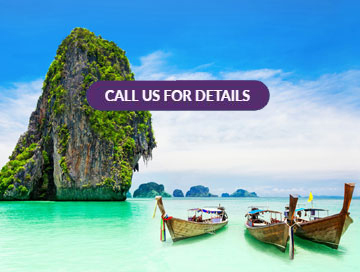 Bangkok & Krabi For 7 nights From £749 Per Person