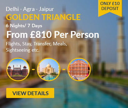 golden Triangle tour 6 night / 7 days