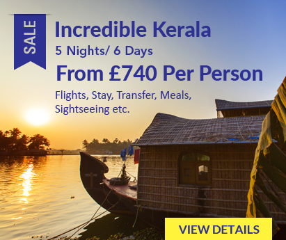 Kerla Tour Packages 5 nights / 6 Days