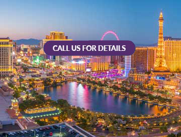 Las Vegas For 3 nights From £419 Per Person