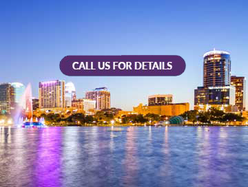 Orlando 7 nights From £425 Per Person